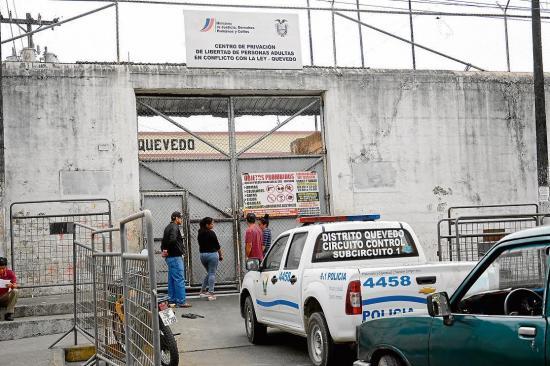 Más droga en la cárcel de Quevedo