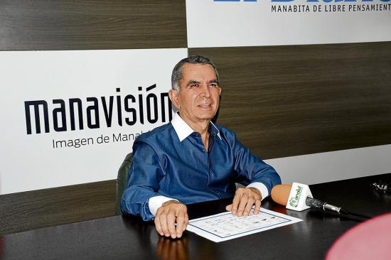 """Mi decisión no debe afectar a Manabí"""