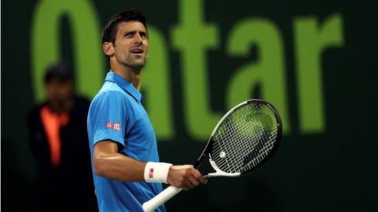 Djokovic arranca la temporada con victoria ante Struff