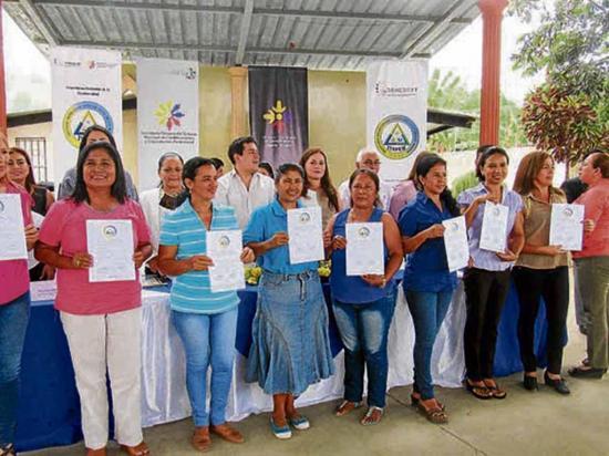 Instituto Paulo Emilio Macías se acredita como ente capacitador