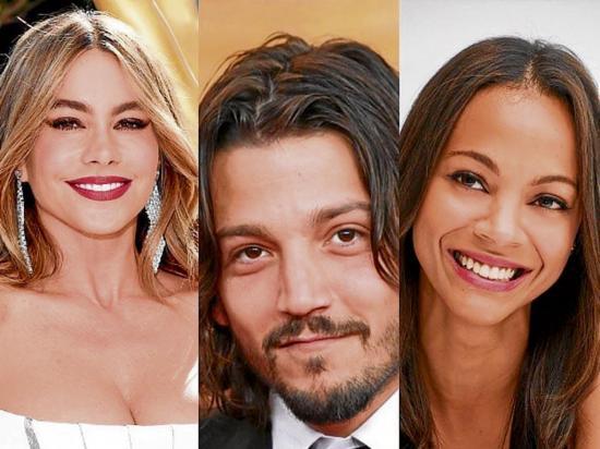 Serán presentadores en los premios globos de oro