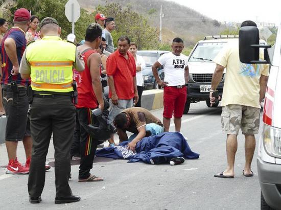 Muere arrollado en San Carlos