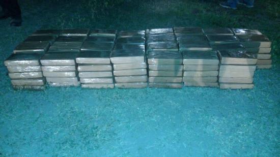 Droga incautada en Jaramijó era cocaína