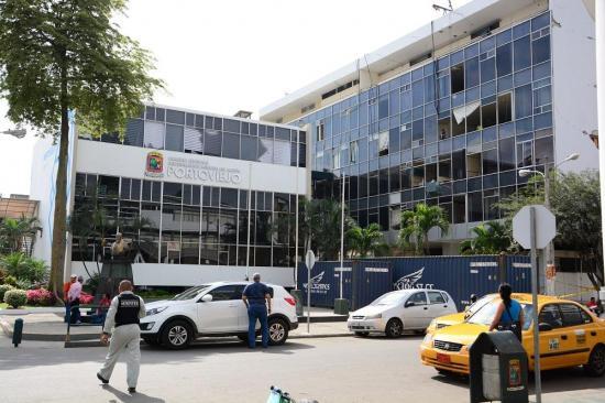 El palacio municipal tendrá dos pisos sobre la calle Colón