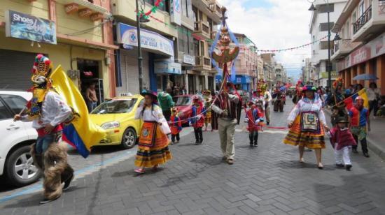 En Riobamba se vive con fe pase del niño