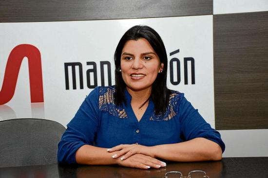 Lorena Tapia busca fortalecer GAD parroquiales