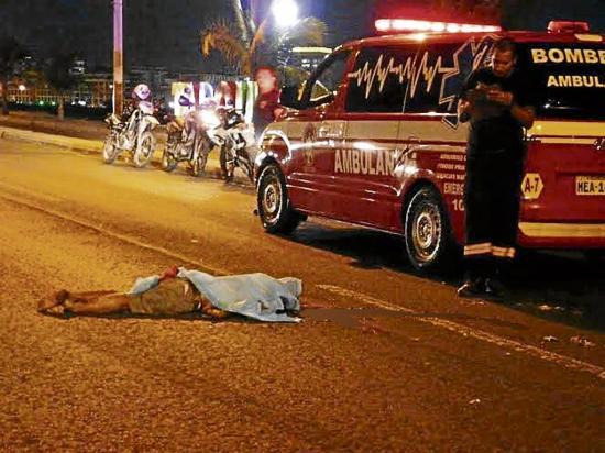 34 murieron por accidentes de tránsito en el 2016