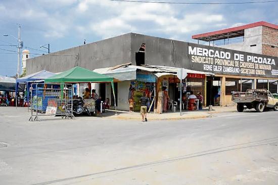 $350.000 para el  mercado de Picoazá