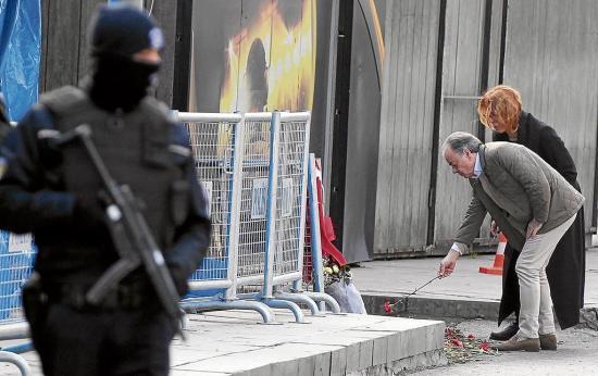 El Estado Islámico se atribuye el atentado