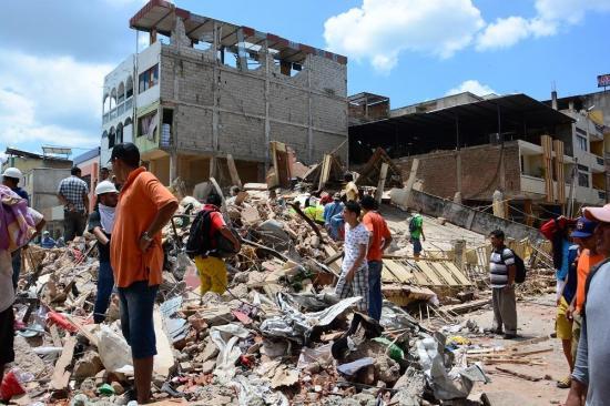 Municipios migraron tras el terremoto