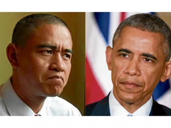 Obama chino ahora probará el canto