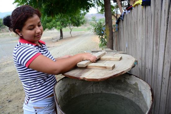 Sin agua potable todo es más caro