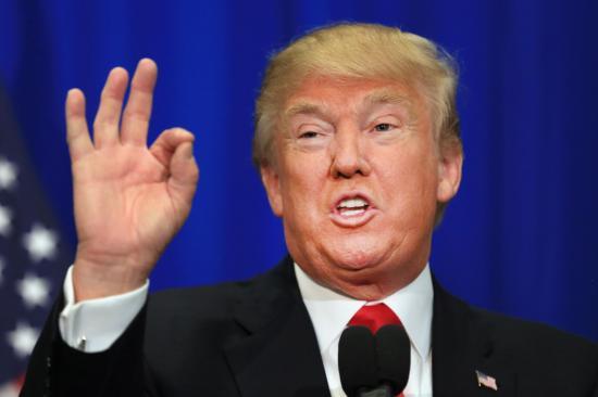 Trump convoca su primera rueda de prensa desde su triunfo para el 11 de enero