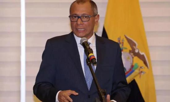 La Asamblea concede licencia sin sueldo al vicepresidente Glas por campaña electoral