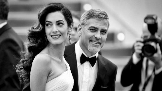 Amal y George Clooney estarían esperando gemelos, según la prensa libanesa