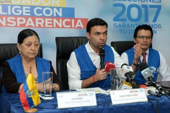 Organismos internacionales y delegados de países observarán comicios Ecuador