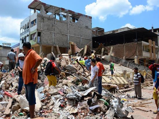 Empresa dona casas para damnificados