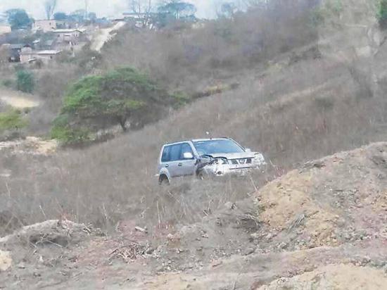 El carro de Tito Nilton podría estar implicado en accidente de tránsito