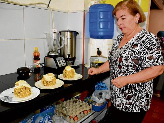 La bola de plátano surgió en Manabí