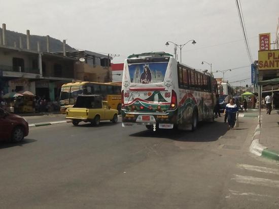 Solicitan controles por ruido y tráfico en la vía  Portoviejo-Manta