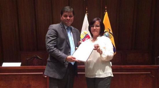 Presidente Correa designa a nuevos ministros y vicepresidente del país