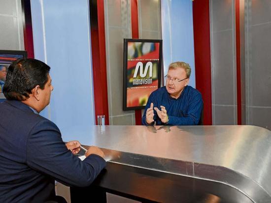 """""""Hay camuflaje en las cuentas"""", dice Ramiro Aguilar"""