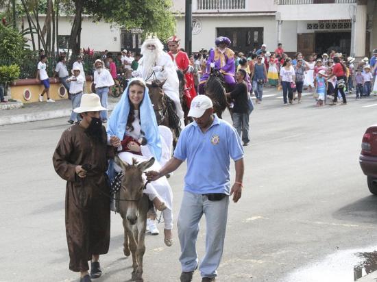 Destinan $ 4.500 para acto de bajada de Reyes