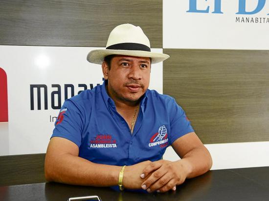 Juan Carlos Almendáriz: Hacer una pesca responsable