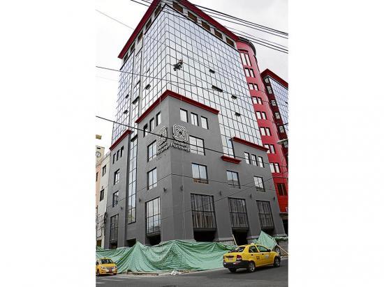 Ministerio de ambiente reabre su oficina en el edificio La Previsora