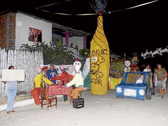 Municipio asegura que sí se realizó premiación del concurso navideño