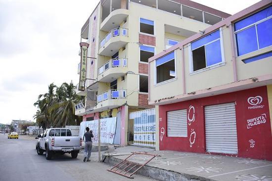 Demolerán cuatro  pisos del Vista Alegre