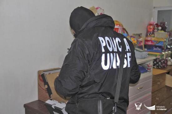 55 presuntas bandas delictivas fueron desarticuladas en el 2016, en Manabí