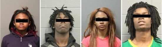 Cuatro detenidos por vídeo en el que es torturado un minusválido en EE.UU.