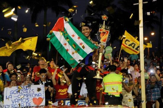 La mantense Josdy González se consagró campeona de la décima temporada de Calle 7