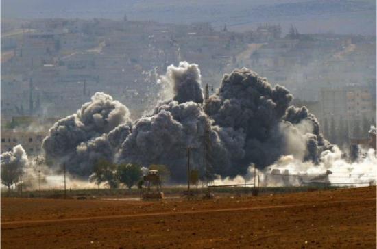 Un coche bomba deja 11 muertos y 35 heridos al norte de Siria