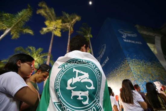 Chapecoense medirá al Palmeiras, último equipo que enfrentó antes de la tragedia aérea