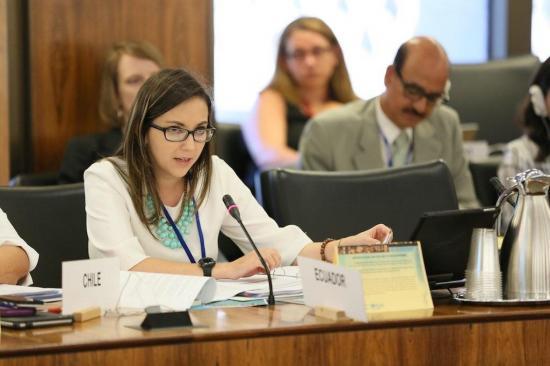 Verónica Espinosa es la nueva ministra de Salud