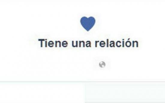 Facebook sabe que tienes una relación así no hayas agregado ese dato en tu perfil
