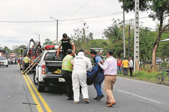 JUNTOS PARA SIEMPRE: Pareja muere en trágico accidente de tránsito