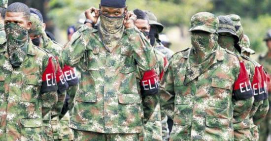 Miembros del ELN llegarán a Ecuador el próximo martes para diálogos de paz