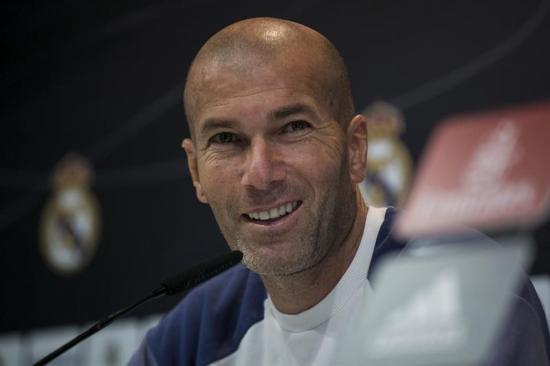 'De vez en cuando Cristiano Ronaldo tiene que descansar', dice Zidane