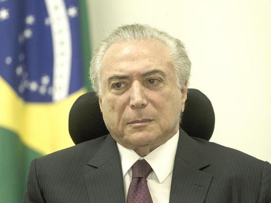 Brasil ultima plan de  seguridad nacional para crisis carcelaria