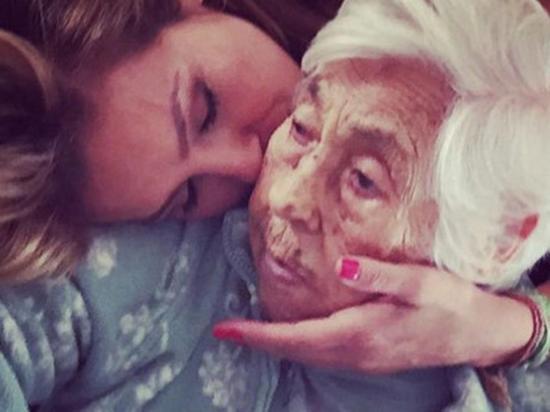 La abuela de Thalía se cansó de esperarla, ha dicho que ya no quiere que la visite