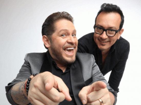 Pinoargotti, Reinoso y Don Day se unen para el programa 'Amigazos'