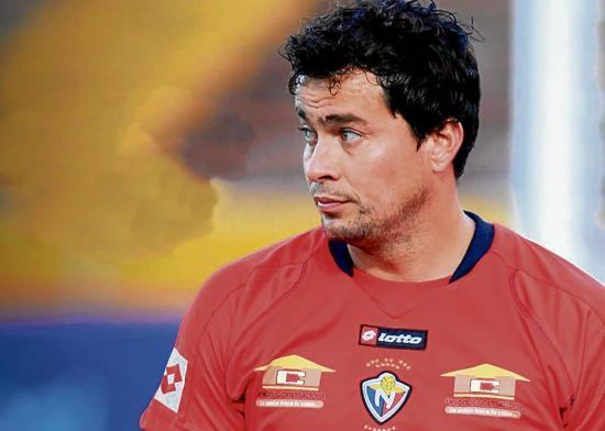 ¿El regreso de Jaime Iván Kaviedes?