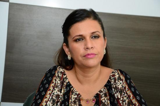 La manabita Katiuska Miranda asume el Ministerio de Vivienda