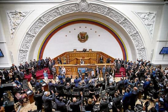 Solicitan al Supremo  declarar nula la nueva  directiva del Parlamento