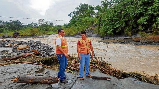 Temporal de lluvias causa inundaciones en dos poblaciones amazónicas