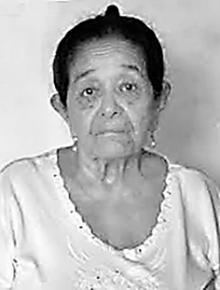 Sepelio Isabel Gertrudis Macías Espinoza