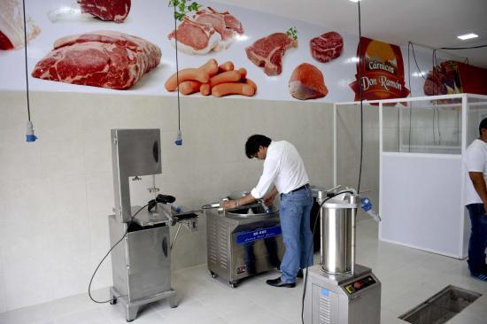 Emprendedor dará  valor agregado a productos cárnicos